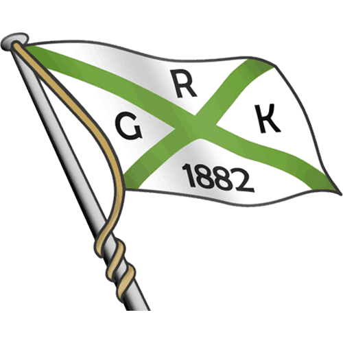 Rudergesellschaft Germania Kiel Flagge