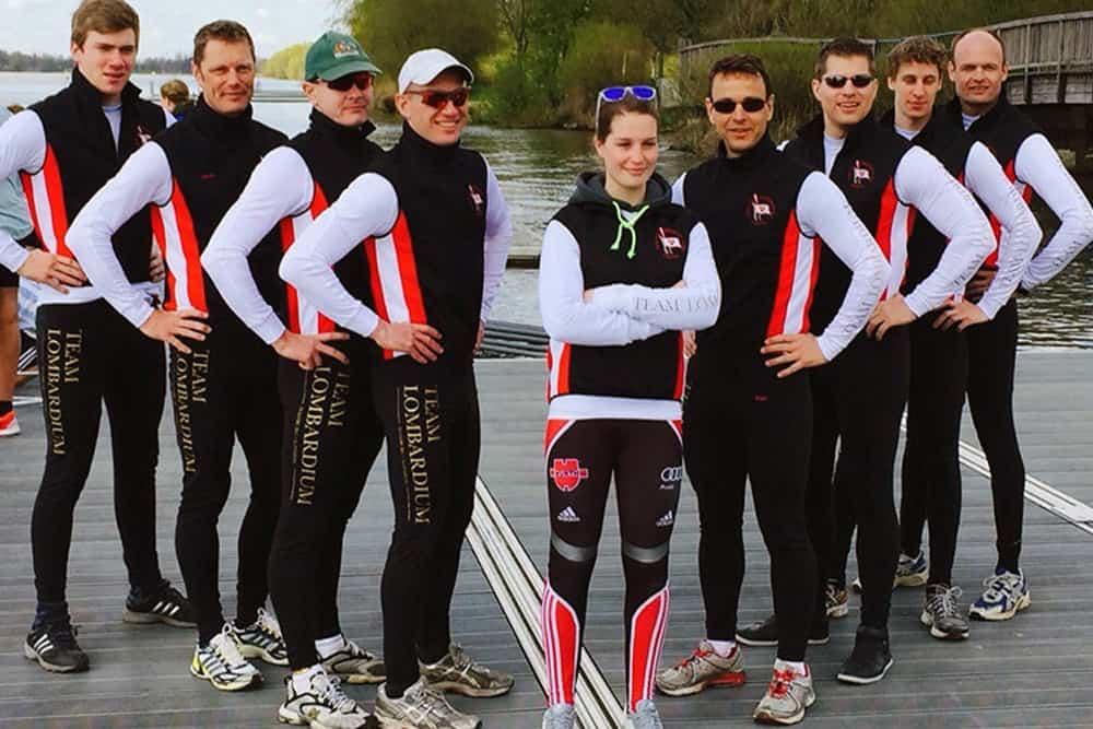 "Rudermannschaft ""Team Lombardium"""